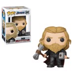 Marvel - Avengers 4: Endgame - Thor with Weapons Pop! Vinyl Figure - Packshot 1