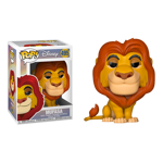 Disney - Lion King - Mufasa Pop! Vinyl Figure - Packshot 1