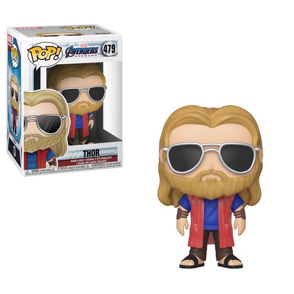Marvel - Avengers: Endgame - Thor Pop! Vinyl Figure - Packshot 1