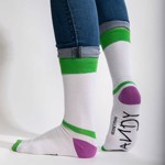 Disney - Toy Story - Buzz Lightyear Andy Socks - Packshot 3