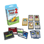 Munchkin - Adventure Time 2: It's a Dungeon Crawl! Card Game Expansion - Packshot 2