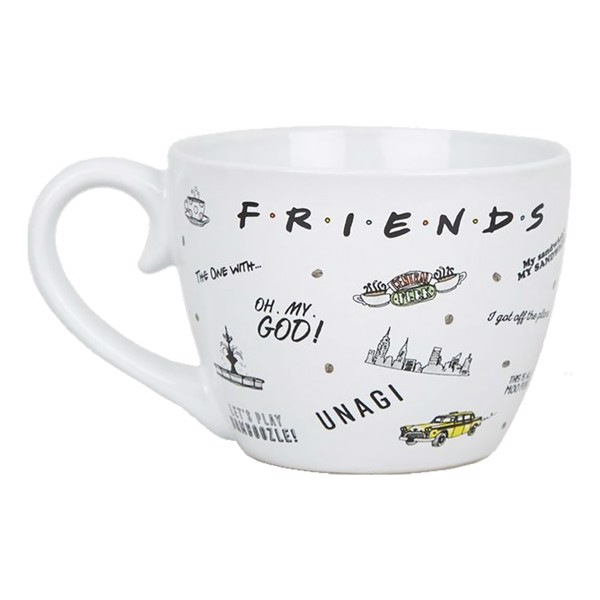 FRIENDS - Slogan Mug - Packshot 1