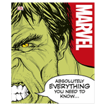 Marvel - Absolutley Everything You Need to Know - Packshot 1