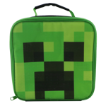 Minecraft - Creeper Lunch Box - Packshot 1