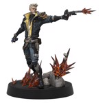 Borderlands 3 - Weta Figures of Fandom - Zane PVC Figure - Packshot 2