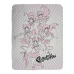 Sailor Moon - Sailor Soldiers Fleece Blanket - Packshot 1