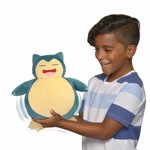 Pokemon - Snooze Action Snorlax Plush - Packshot 3