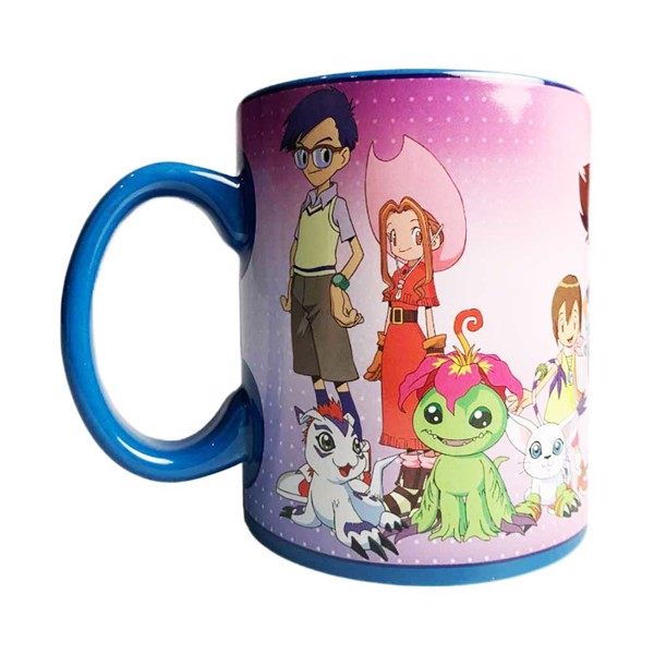 Digimon - Group Pose Mug - Packshot 2