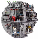 LEGO® - Star Wars - Death Star Space Station Building Kit with Star Wars Minifigures - Packshot 2