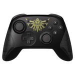 Nintendo Switch HORI Zelda Edition Wireless Rechargeable Controller - Packshot 1