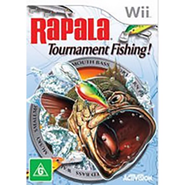 Rapala Tournament Fishing - Packshot 1