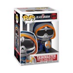 Marvel - Black Widow - Taskmaster with Shield Pop! Vinyl Figure - Packshot 2