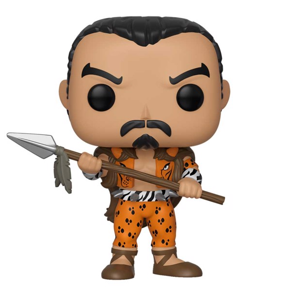 Marvel - Spider-Man - Kraven the Hunter Pop! Vinyl Figure - Packshot 1