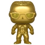 WWE - The Rock Gold Metallic Pop! Vinyl Figure - Packshot 1
