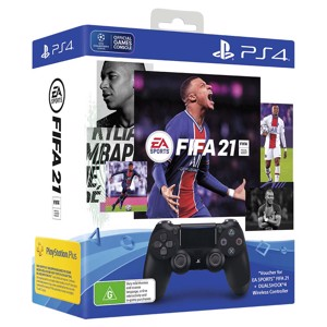New PlayStation 4 DualShock 4 FIFA 21 Wireless Controller