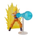 Dragon Ball Z - Super Saiyan Goku Power Up Pack Figure - Packshot 4