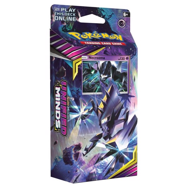 Pokemon - TCG - Unified Minds Theme Deck - Packshot 2