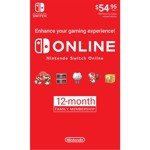 Nintendo Switch Online 12 Month Family Membership - Packshot 1