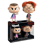Stranger Things - Eleven and Barb Vynl. 2-Pack Vinyl Figure - Packshot 1