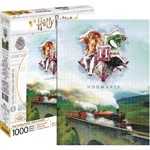 Harry Potter - Hogwarts Express Watercolour 1000 Piece Puzzle - Packshot 1