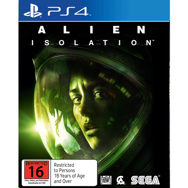 Alien: Isolation - Packshot 1