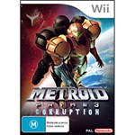 Metroid Prime 3: Corruption - Packshot 1