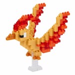 Pokemon - Moltres Nanoblocks Figure - Packshot 1