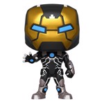 Marvel - Iron Man - Mark XXXIX Glow in The Dark Marvel 80th Anniversary Pop! Vinyl Figure - Packshot 1