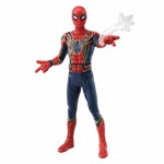 Marvel - Avengers: Endgame - Iron Spider with Web Accessories Metacolle Figure - Packshot 2