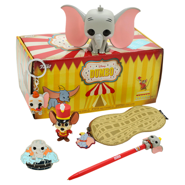 Disney - Dumbo Funko Box - Packshot 1