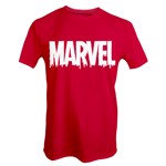 Marvel - Melting Logo T-Shirt - Packshot 1