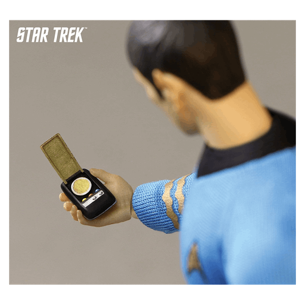 Star Trek - Original Series - Spock One:12 Collective Figure - Packshot 5