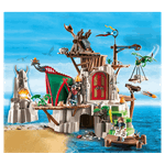 How to Train Your Dragon - Berk PlayMobil Construction Set - Packshot 2