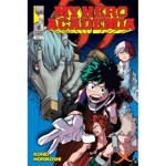 My Hero Academia - Vol. 3 Graphic Novel - Packshot 1