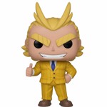 My Hero Academia - All Might Teacher Pop! Vinyl Figure - Packshot 1