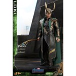"Marvel - Avengers: End Game - Loki 1:6 Scale 12"" Action Figure - Packshot 2"