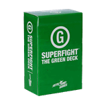 Superfight - The Green Deck Expansion - Packshot 1