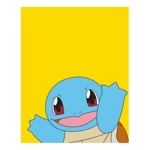 Pokemon - Squirtle Upside Down T-Shirt - Packshot 2