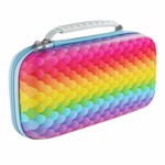 @Play Nintendo Switch 2-in-1 Carry Case - Rainbow Scales - Packshot 1
