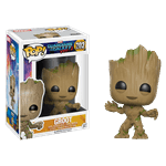 Marvel - Guardians of the Galaxy: Vol 2 - Groot Pop! Vinyl Figure - Packshot 1