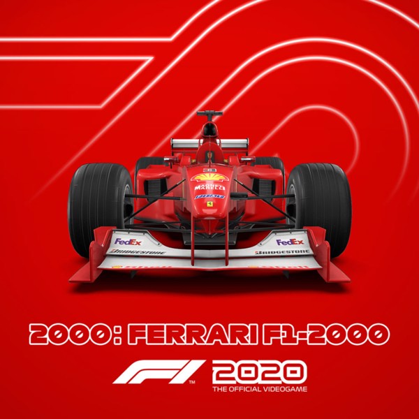 F1 2020 Deluxe Schumacher Edition - Packshot 5