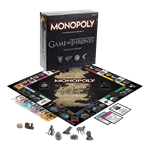 Game of Thrones Edition Monopoly Board Game - Packshot 2