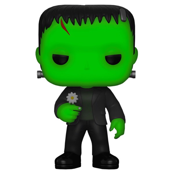 Universal Monsters - Frankenstein's Monster with Flower Glow Pop! Vinyl Figure - Packshot 1