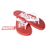 Marvel - Red Logo Thongs - Packshot 3