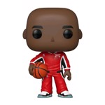 NBA - Michael Jordan Warm-Up Pop! Vinyl Figure - Packshot 1