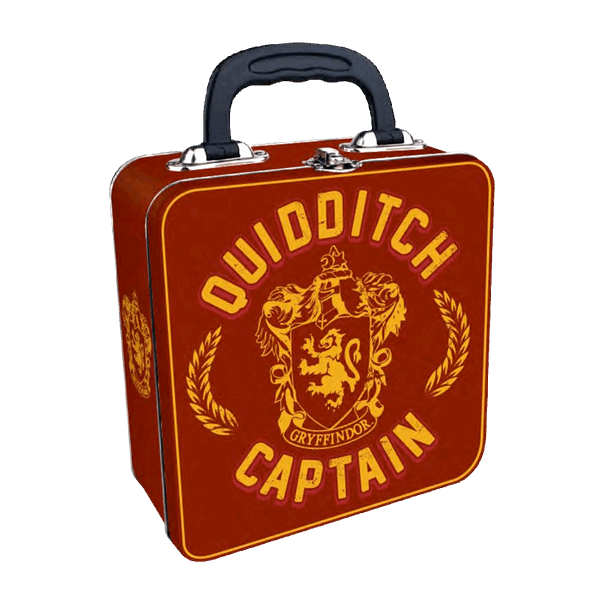 Harry Potter - Quidditch Captain Lunch Tin - Packshot 1