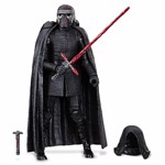 "Star Wars - Episode IX - Supreme Leader Kylo Ren 6"" Black Series Action Figure - Packshot 1"