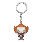 It: Chapter 2 - Pennywise with Skateboard Pocket Pop! Keychain - Packshot 1