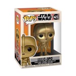 Star Wars - Concept Series C-3PO Pop! Vinyl Figure - Packshot 2