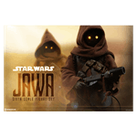 Star Wars - Episode IV - Jawa 1/6 Scale Figure Set of 2 - Packshot 2